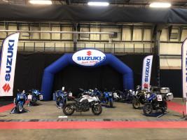 / Cottard Motos au Salon Auto-Moto de Rouen